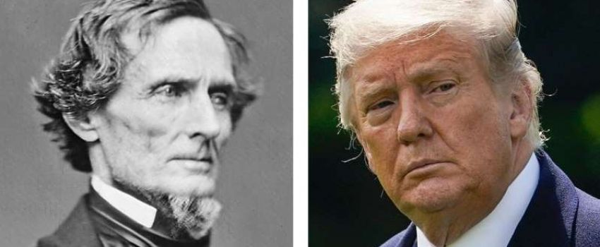 Could the 14th Amendment Ban Trump From Holding Office Again?