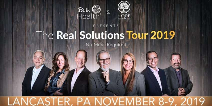 Real Solutions Tour- November 2019- Lancaster, PA