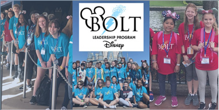 Summer 2021 'Building Our Leaders of Tomorrow' Leadership Program at Disney