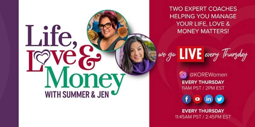 The Life, Love, & Money Show With Summer & Jen